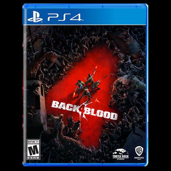 Back 4 Blood for PlayStation 4Back 4 Blood for PlayStation 4