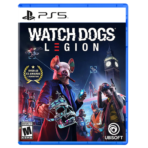 Watch Dogs: Legion Limited Edition for PlayStation 5