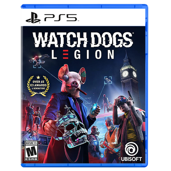 Watch Dogs: Legion Limited Edition for PlayStation 5Watch Dogs: Legion Limited Edition for PlayStation 5
