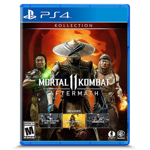 Mortal Kombat 11: Aftermath Kollection for PlayStation 4