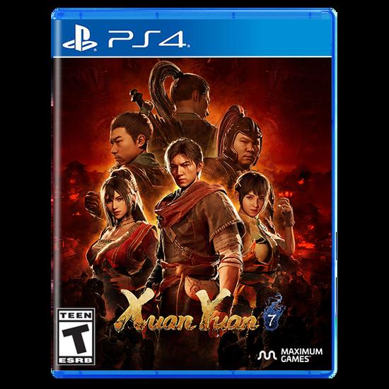 Xuan Yuan Sword 7 for PlayStation 4Xuan Yuan Sword 7 for PlayStation 4