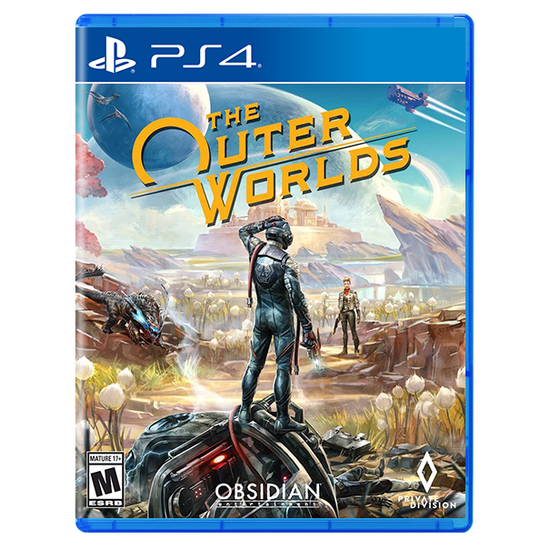 The Outer WorldsThe Outer Worlds
