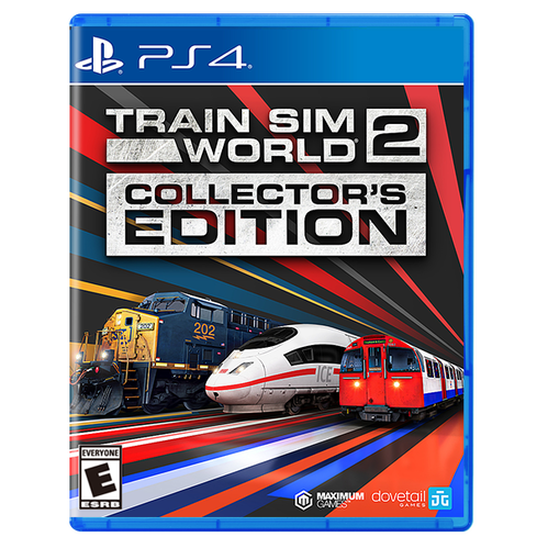 Train SIM World 2: Collector's Edition for PlayStation 4