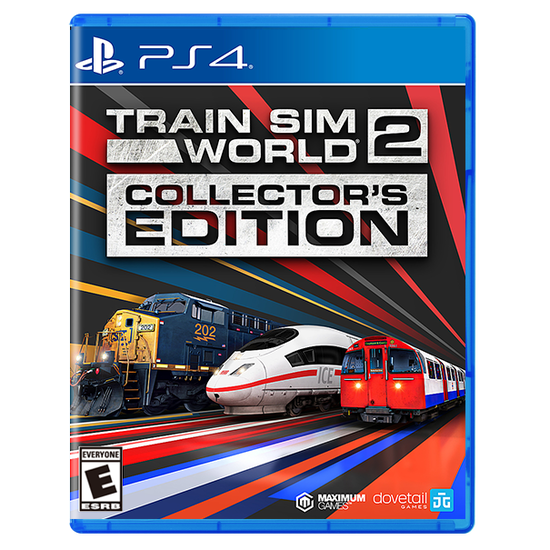 Train SIM World 2: Collector's Edition for PlayStation 4Train SIM World 2: Collector's Edition for PlayStation 4