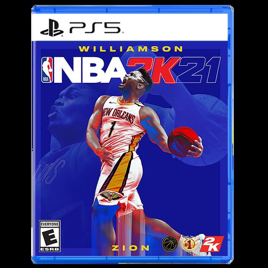 NBA 2K21 for PlayStation 5NBA 2K21 for PlayStation 5