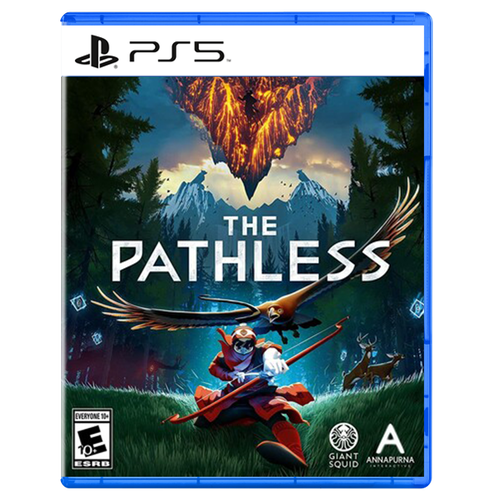 The Pathless for PlayStation 5