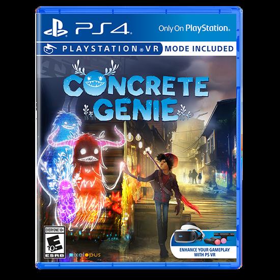 Concrete GenieConcrete Genie