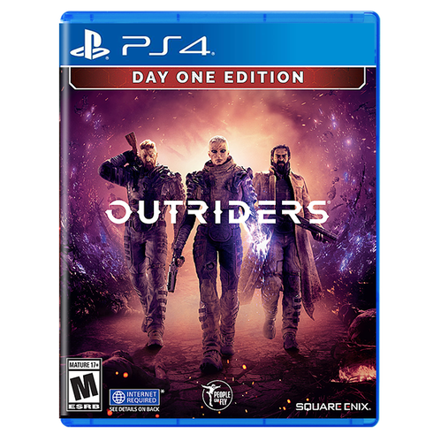 Outriders Day One Edition for PlayStation 4