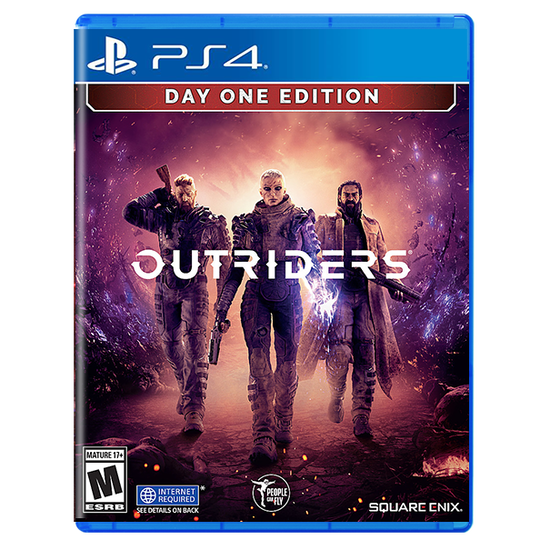Outriders Day One Edition for PlayStation 4Outriders Day One Edition for PlayStation 4