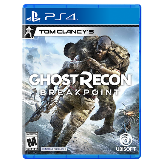 Tom Clancy's Ghost Recon BreakpointTom Clancy's Ghost Recon Breakpoint