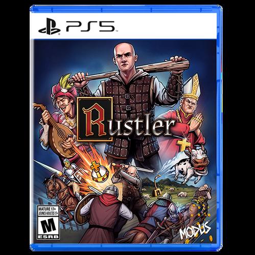 Rustler for PlayStation 5