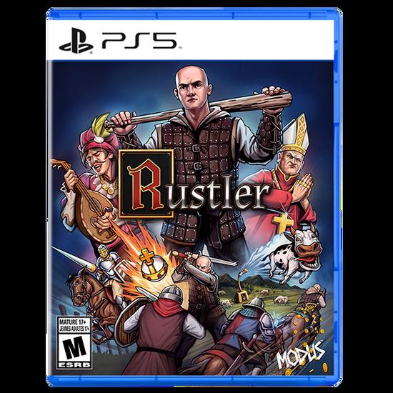 Rustler for PlayStation 5Rustler for PlayStation 5