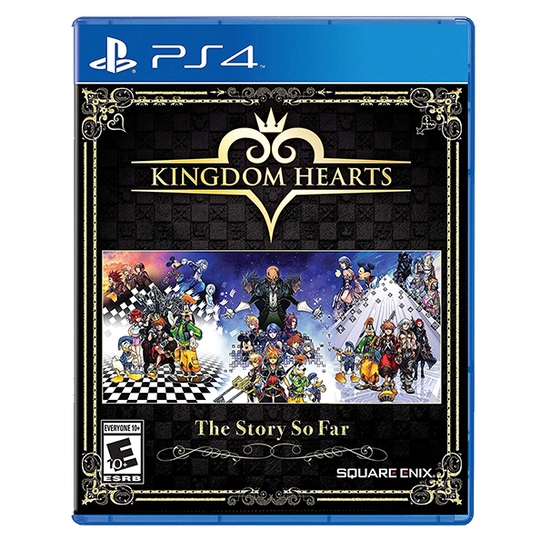 Kingdom Hearts: The Story So FarKingdom Hearts: The Story So Far