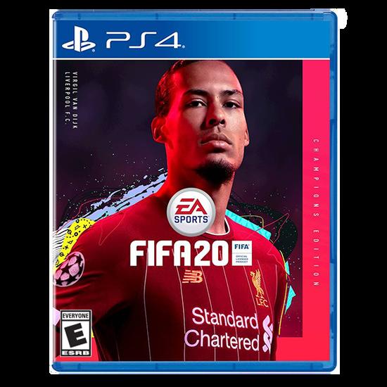 FIFA 20 Champions EditionFIFA 20 Champions Edition