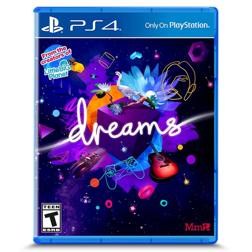 Dreams for PlayStation 4