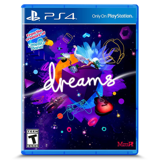 Dreams for PlayStation 4Dreams for PlayStation 4