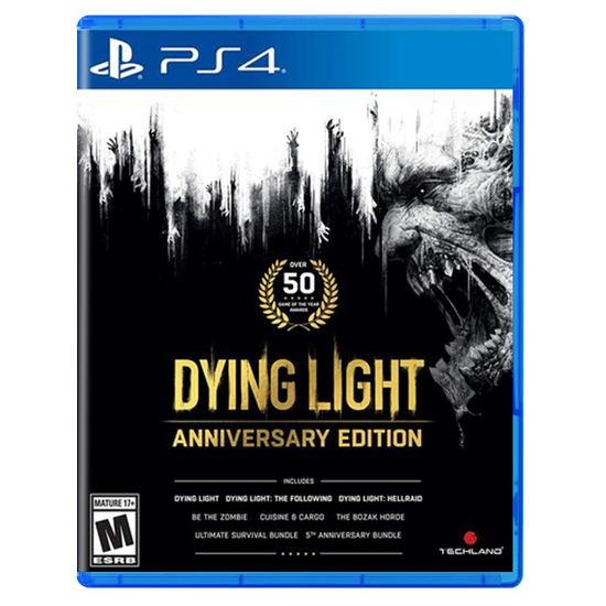 Dying Light Anniversary Edition for PlayStation 4Dying Light Anniversary Edition for PlayStation 4