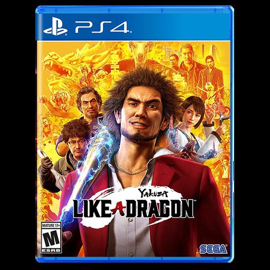 Yakuza: Like a Dragon for PlayStation 4Yakuza: Like a Dragon for PlayStation 4