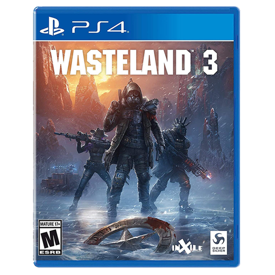 Wasteland 3 for PlayStation 4Wasteland 3 for PlayStation 4