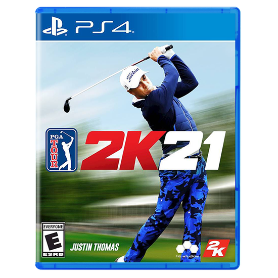 PGA Tour 2K21 for PlayStation 4PGA Tour 2K21 for PlayStation 4