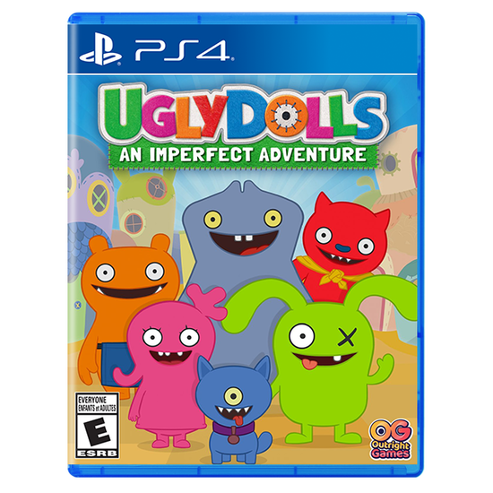Ugly Dolls an Imperfect AdventureUgly Dolls an Imperfect Adventure