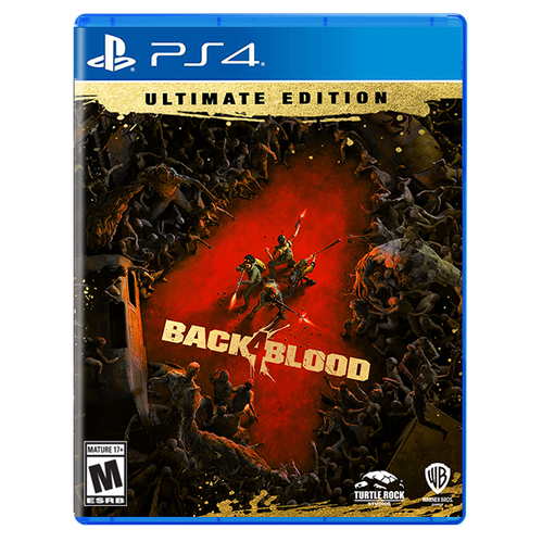 Back 4 Blood: Ultimate Edition for PlayStation 4