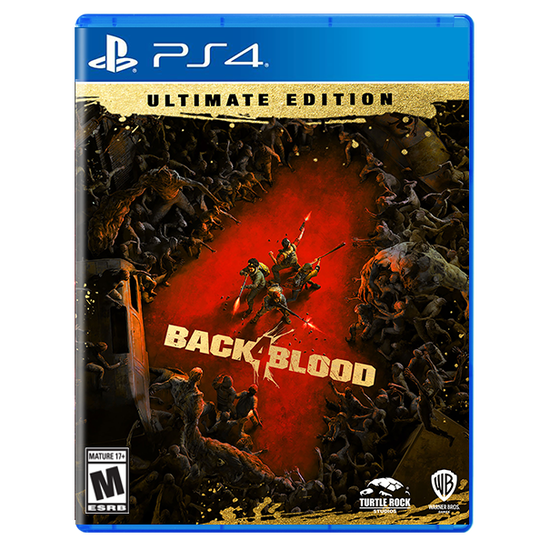 Back 4 Blood: Ultimate Edition for PlayStation 4Back 4 Blood: Ultimate Edition for PlayStation 4