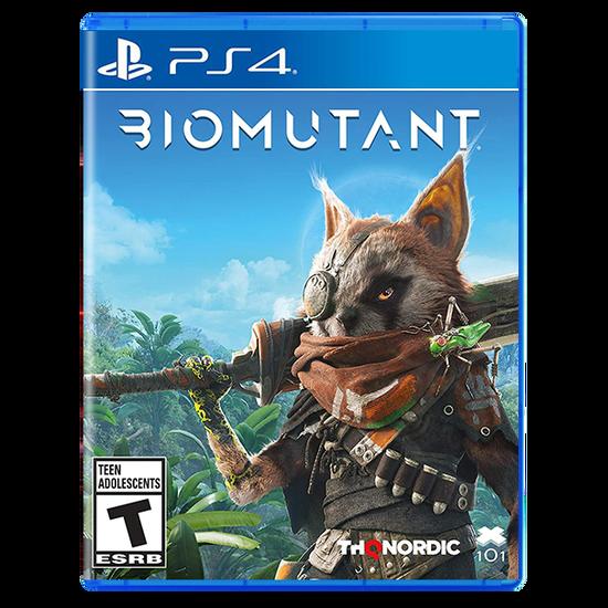 Biomutant for PlayStation 4Biomutant for PlayStation 4