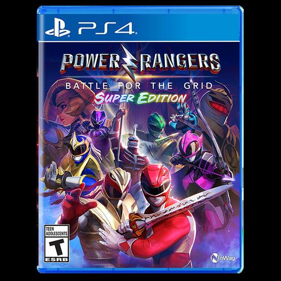 Power Rangers: Battle for the Grid - Super EditionPower Rangers: Battle for the Grid - Super Edition