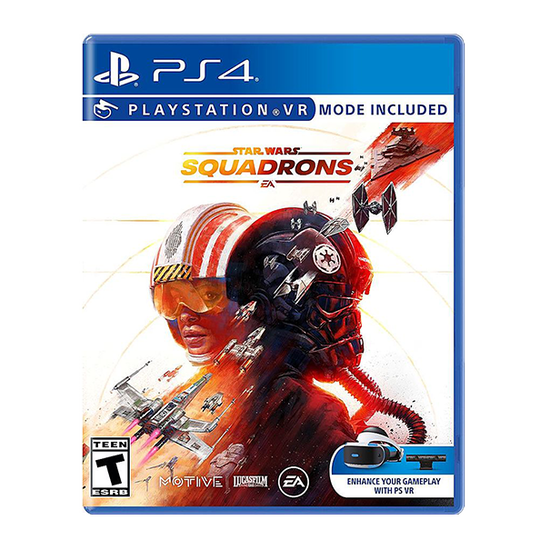 Star Wars Squadrons for PlayStation 4Star Wars Squadrons for PlayStation 4