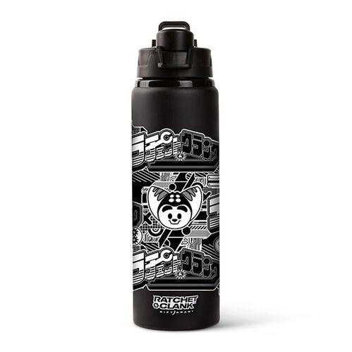 Ratchet and Clank Nostalgic Bottle Matte Black