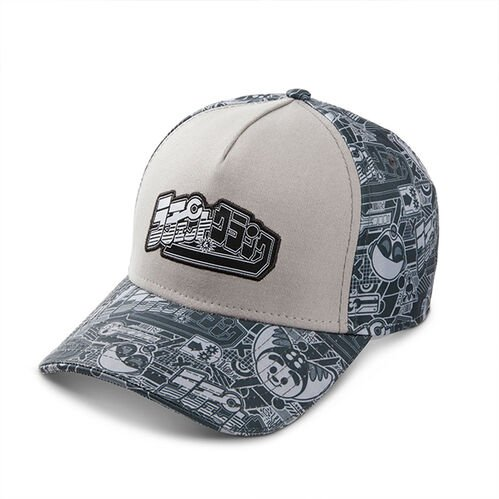 Ratchet and Clank Sublimated Hat - ACC Black/White