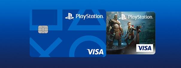 Sony Visa Credit Card And Playstation Visa Credit Card