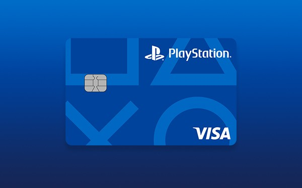 Playstation Visa Credit Card