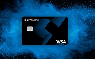 Sony Visa Card
