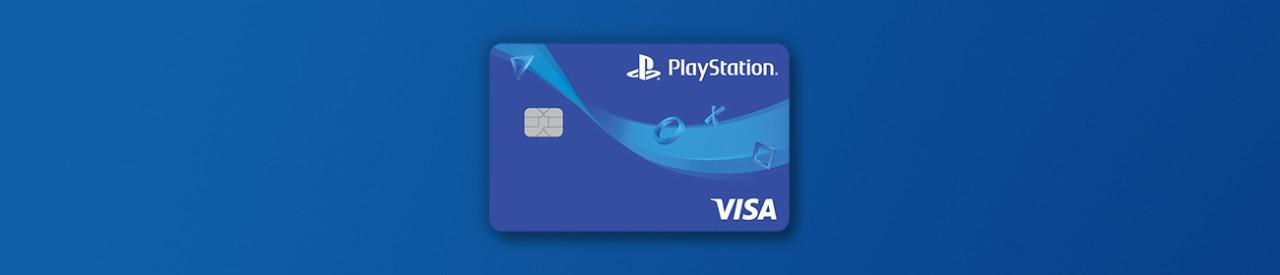 PlayStation Visa Card