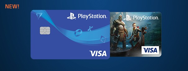PlayStation® Visa® Credit Card