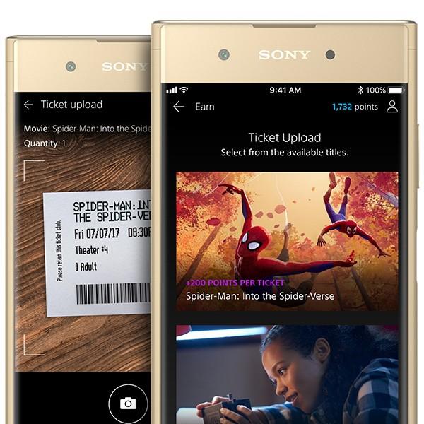 App | Sony